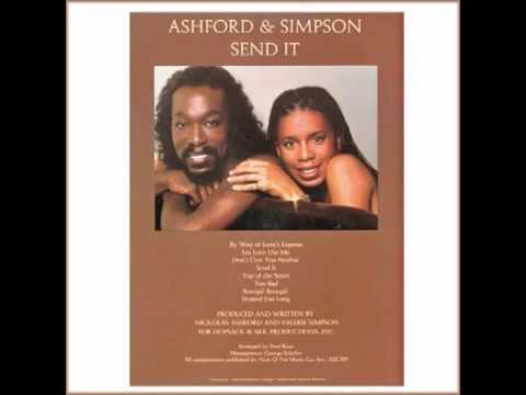 "Ashford & Simpson – ""Bourgie Bourgie"" (instrumental)  (WB) 1977"
