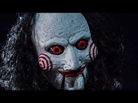 JIGSAW Killer Scary Short Film!