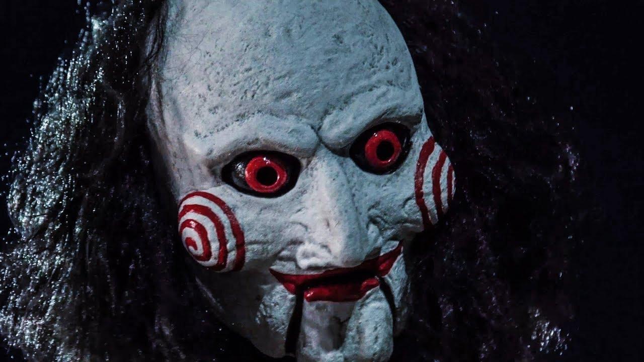 jigsaw killer scare prank youtube