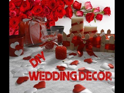 DIY Wedding Decors || #Part 1