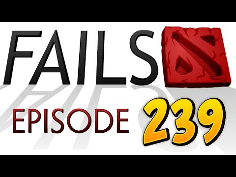 Dota 2 Fails Of The Week - Ep. 239 (SirActionSlacks)