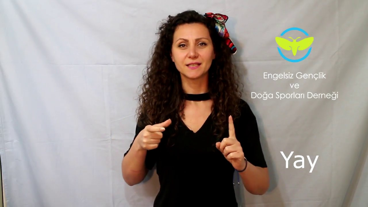 İŞARET DİLİNDE GÜNLER , AYLAR , MEVSİMLER NASIL GÖSTERİLİR? - İşaret Dili Eğitimi #6