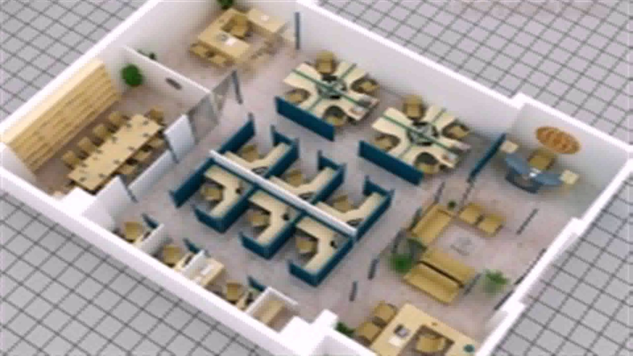 Floor Plan Template Open Office - YouTube