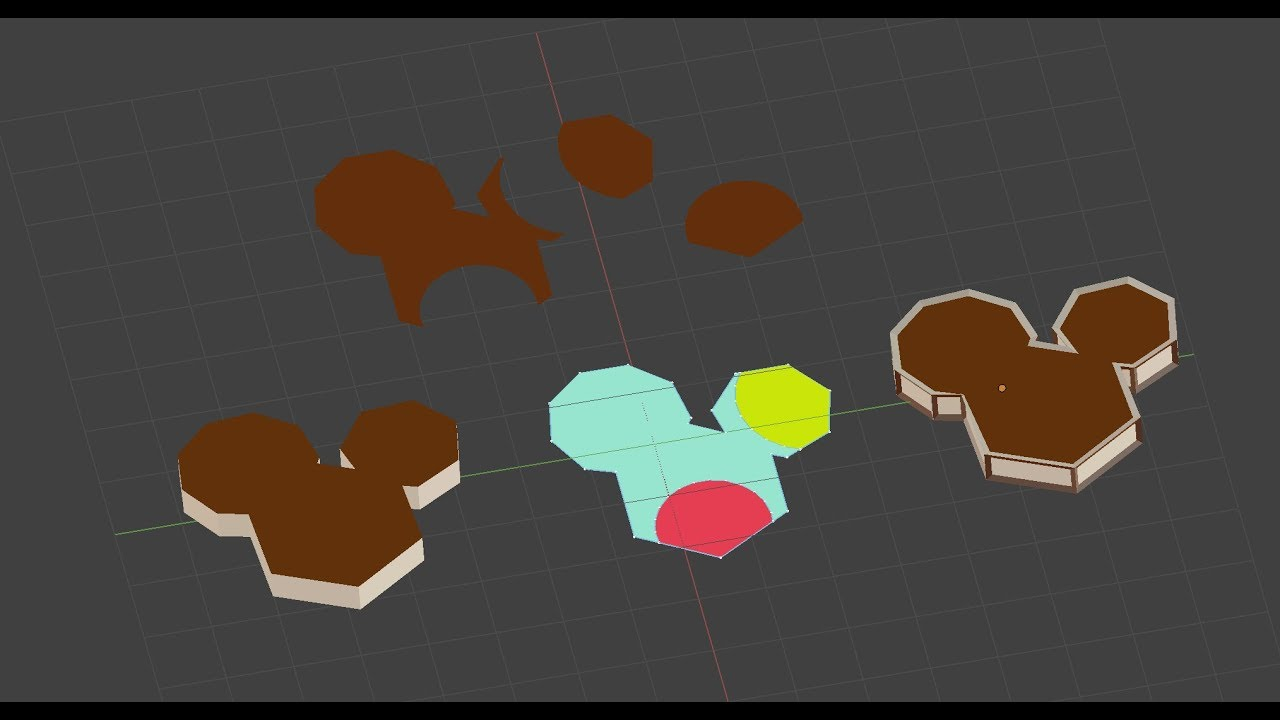 LIVENODING 969 / SV Shapely Python Module As Nodes In Blender 3D