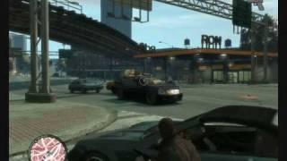 GTA IV HD Gameplay on PC