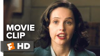 On the Basis of Sex Exclusive Movie Clip - You Must Be Livid (2018) | Movieclips Coming Soon