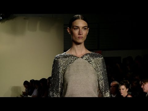 Wes Gordon Spring/Summer 2015 - NYFW | VF NEWS