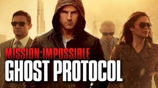 Mission: Impossible 4 - Ghost Protocol -- Film Review #JPMN