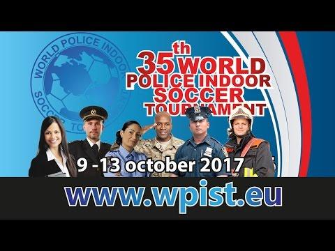 World Police Indoor Soccer Tournament Promo Video