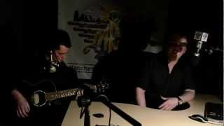 Deep Within Your Eyes - Live Acoustic On Manchester Online Radio - The Ripman Show - Scott and Ben
