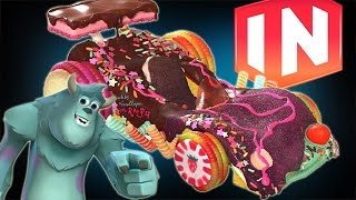 Disney Infinity: Toy Boxes - The Kart Factory