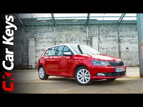 Skoda Fabia 2015 review - Car Keys
