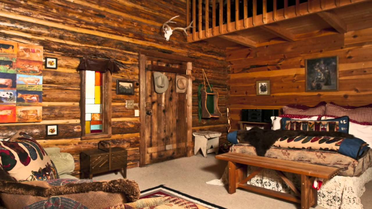 SOLD IN 2015 || Inspired Log Home For Sale In Jackson Hole, Wyoming    YouTube