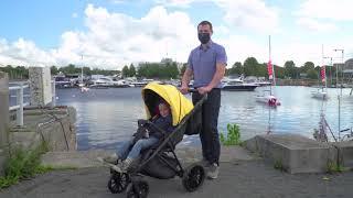 Video: MaEma iWalk Stroller