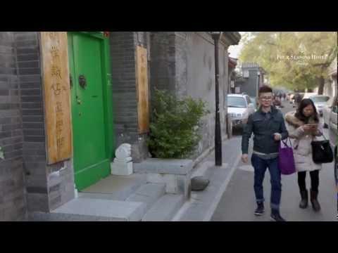 Get to know the real Beijing: Hutong with Four Seasons Hotel Beijing