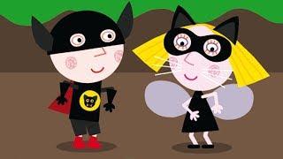Ben e Holly em Português 🎃 Dia das Bruxas 🎃Desenhos Animados