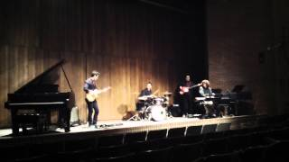 Eau Claire Jazz Festival 2012 - NCU Fusion Ensemble - All the Things You Ain't