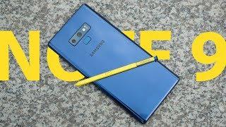 Samsung Galaxy Note 9: Hands On & erster Eindruck | deutsch