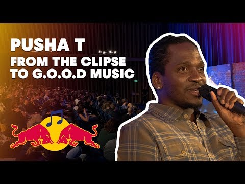Pusha T talks Kanye, Drake, Daytona and The Clipse | Red Bull Music Academy