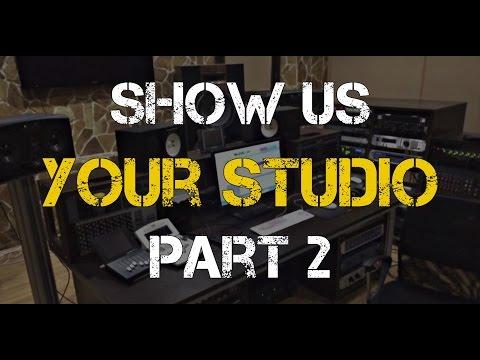Show Us Your Studio Pt. 2 - Warren Huart: Produce Like A Pro