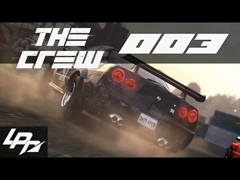THE CREW Part 3 - Über Stock und Stein (FullHD) / Lets Play The Crew