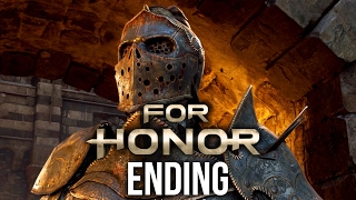 FOR HONOR ENDING Walkthrough Part 12 - Chapter 3.6 (Single Player Campaign)