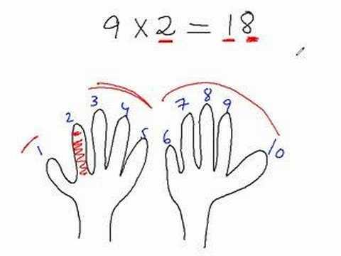 Body Part Math ::: - YouTube