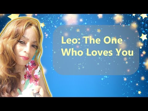 Leo: You both love each other