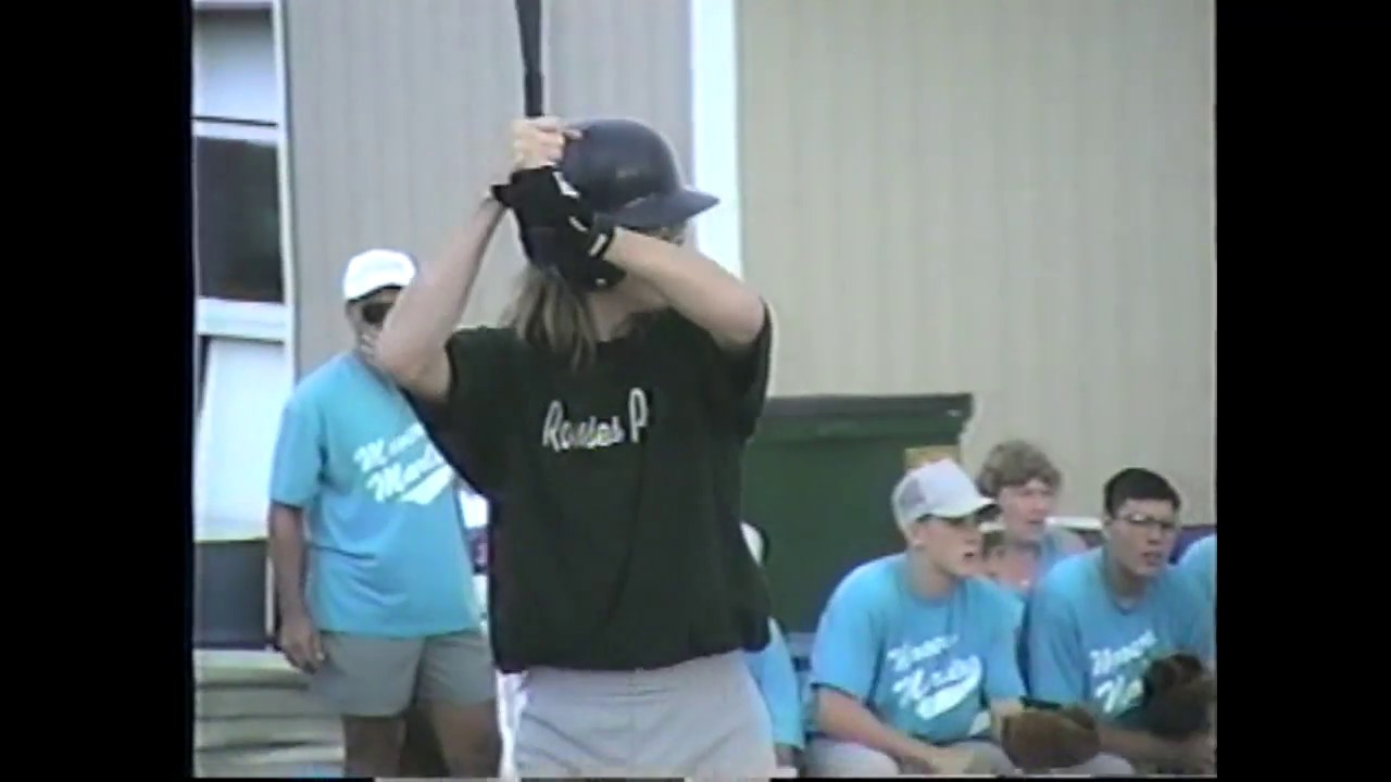Champlain-Rouses Point - Mooers Pony Baseball  7-7-94