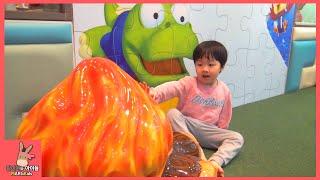 뽀로로 키즈 카페 테마파크 왕국 어린이 놀이 시간 ♡ 어린이 자동차 비행기 장난감 동탄점 #3 Indoor Playground Fun | 말이야와아이들 MariAndKids