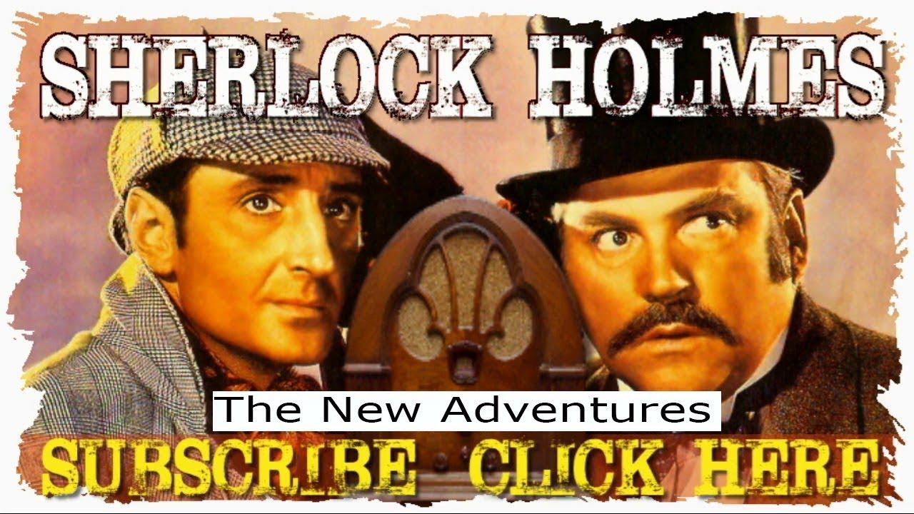 Sherlock Holmes Old Time Radio Shows - 24/7 Basil Rathbone