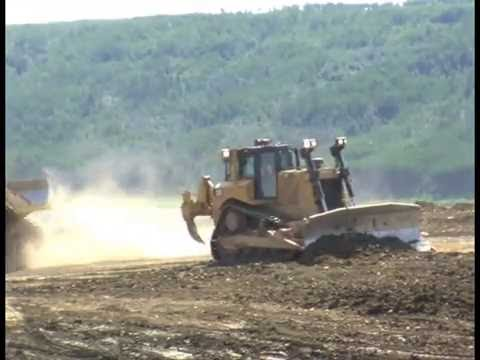 July 18th - Site C completes phase 2 of work camp