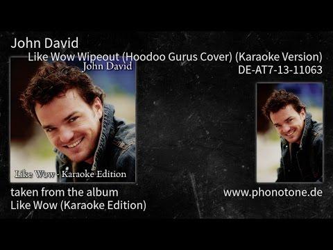 John David - Like Wow (Karaoke Edition) - 11 - Like Wow Wipeout [DE-AT7-13-11063]