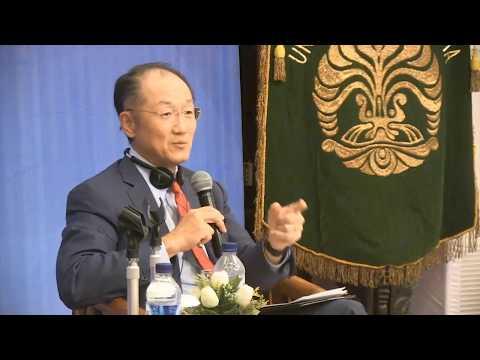Jim Yong Kim_Presiden Bank Dunia Beri Kuliah Umum di UI (21 Mei 2015)