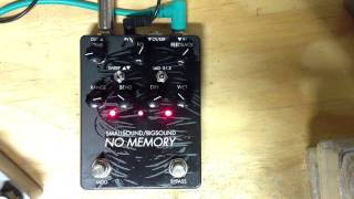 smallsound/bigsound No Memory delay long demo