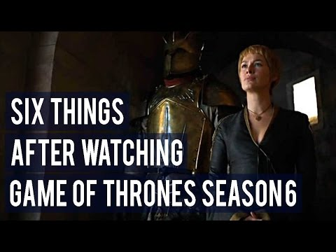 Five things we are sure of after watching Game of Thrones Season 6, episode 2