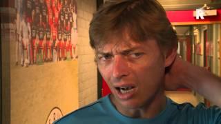 Dirk Beers in gesprek met Jon Dahl Tomasson