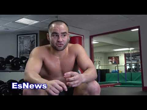 Eddie Alvarez Picks Winner Of Conor McGregor vs Khabib Nurmagomedov EsNews Boxing