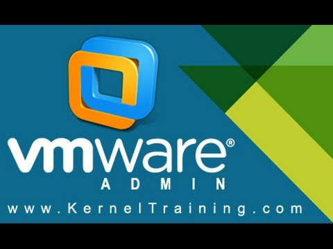 VMware Training Video Tutorial By Real Time Expert