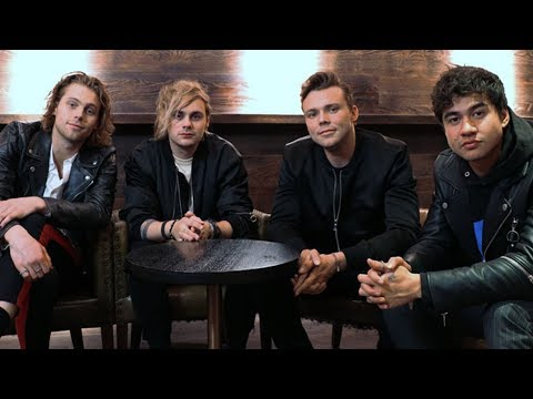 5SOS Tease 'Want You Back' Music Video And New Album Collabs