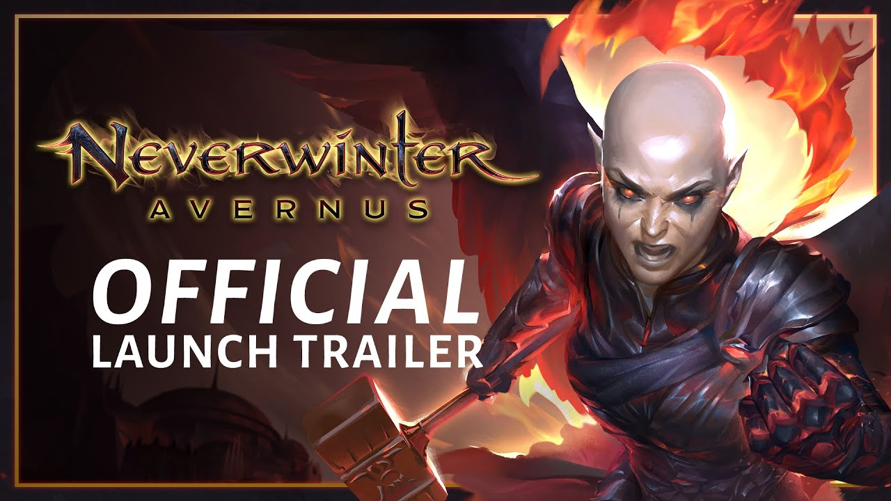 Neverwinter Best Solo Class 2021 Neverwinter: Avernus Official Launch Trailer   YouTube