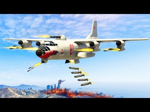 INSANE $6,995,000 DESTRUCTION PLANE! (GTA 5 DLC)