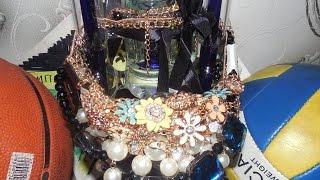 Обзор Ожерелья на ленточке с Жемчугом и Бриллиантами - Искусственные