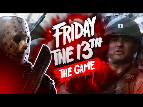 FRIDAY THE 13 th | MISION SALVAR AL SOLDADO GENUINE