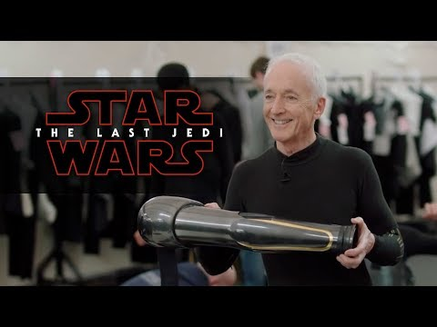 Star Wars: The Last Jedi  Droid School Featurette