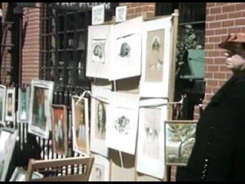 1944 Greenwich Village Old Magic - Amateur Film