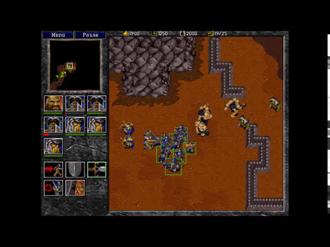 Warcraft II: Beyond the Dark Portal. Humans 2