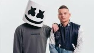 Marshmello One Thing Right ft Kane Brown