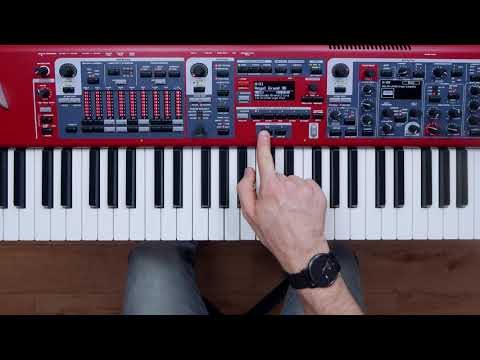 Matt Cossey Tutorial Series: Nord Stage 3 - Overview