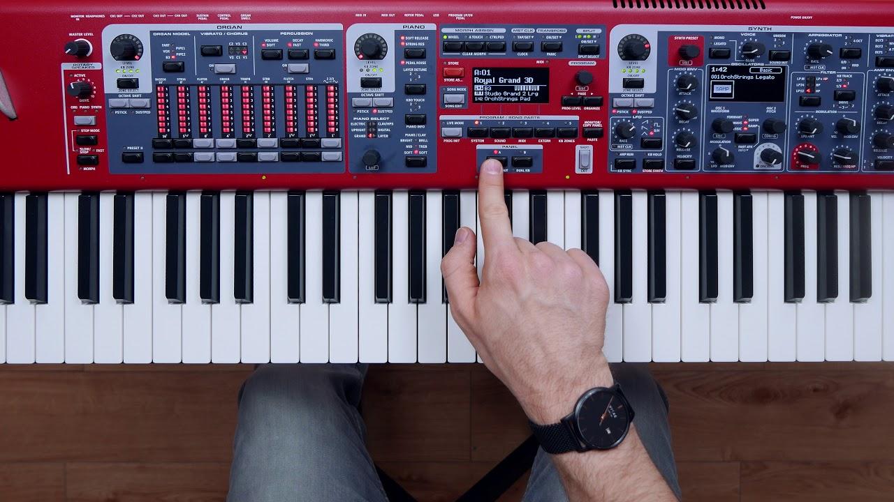 Matt Cossey   Keys Player   MD   Composer   Nord Artist